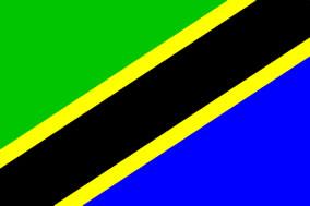 Tanzania national flag
